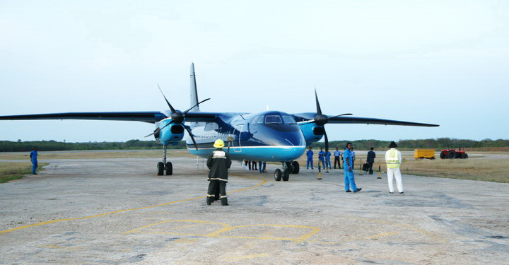 Sri Lanka Snubs India, Says Have No Intention of Handing Over Strategic Palaly Airport