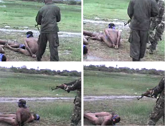 Army executed some LTTE cadres who surrendered – SB