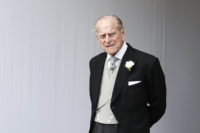 Prince Philip won't be charged in UK car crash