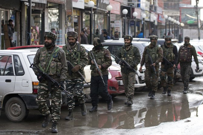 12 soldiers killed in Indian Kashmir: police