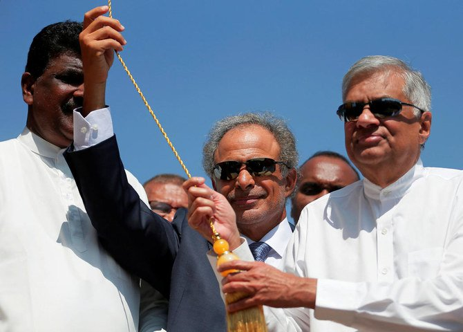 Oman oil minister excited to be part of Sri Lanka oil refinery project
