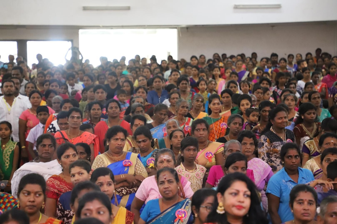 Tamil parties honour female LTTE fighters on Women's Day