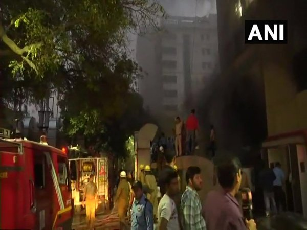 Fire breaks out at AIIMS in Delhi; Blaze under control now, no casualities