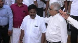 TNA against Tamil people! confessed Srinathan MP