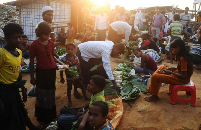 Some 250,000 Rohingya refugees receive first ID cards