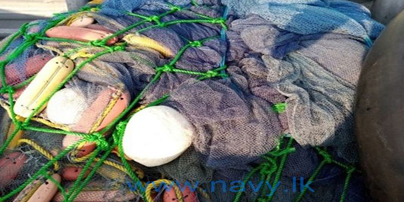 6 nabbed for illegal fishing practices in Mullaitivu