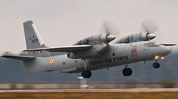 LIVE IAF AN-32 crash: Wreckage spotted by search and rescue helicopter