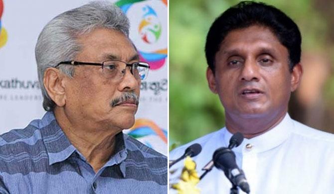 Gota, Sajith camps weaken: Both retreat