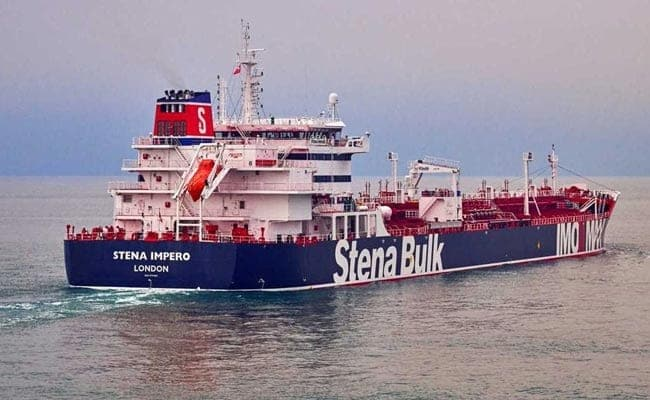 18 Indians Among 23 Sailors Aboard British Tanker Seized By Iran