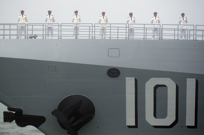 China 'might escort ships' in Gulf under US proposal
