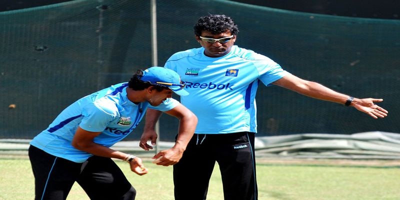 Rumesh Ratnayake named as interim coach