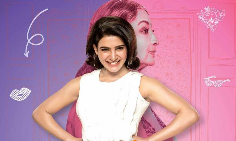 Samantha's 'Oh Baby' to be dubbed in Tamil