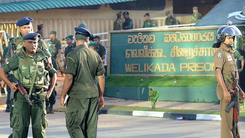 Suspicious parcel causes tense situation at Welikada prison