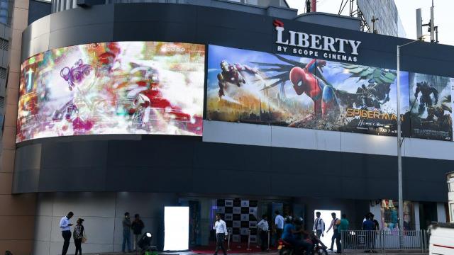 Cinemas opening on Saturday