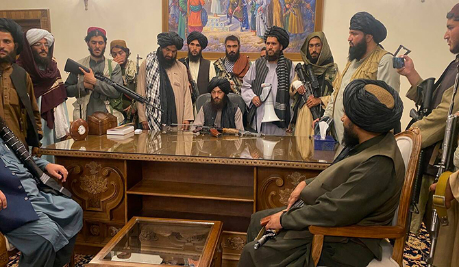 Afghan Envoy in Colombo refuses to recognize Taliban