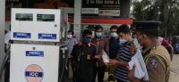 Impure diesel sale ; Tension in Trincomalee fuel station !