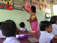 Attendance of students in primary schools in Jaffna District dull